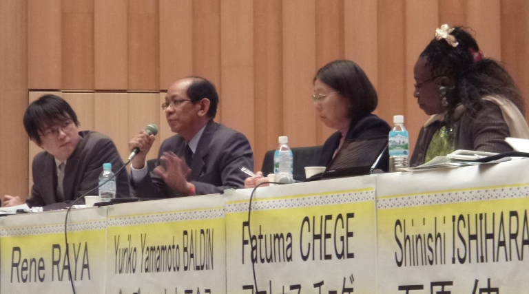 ASPBAE participates in Japan Education Forum