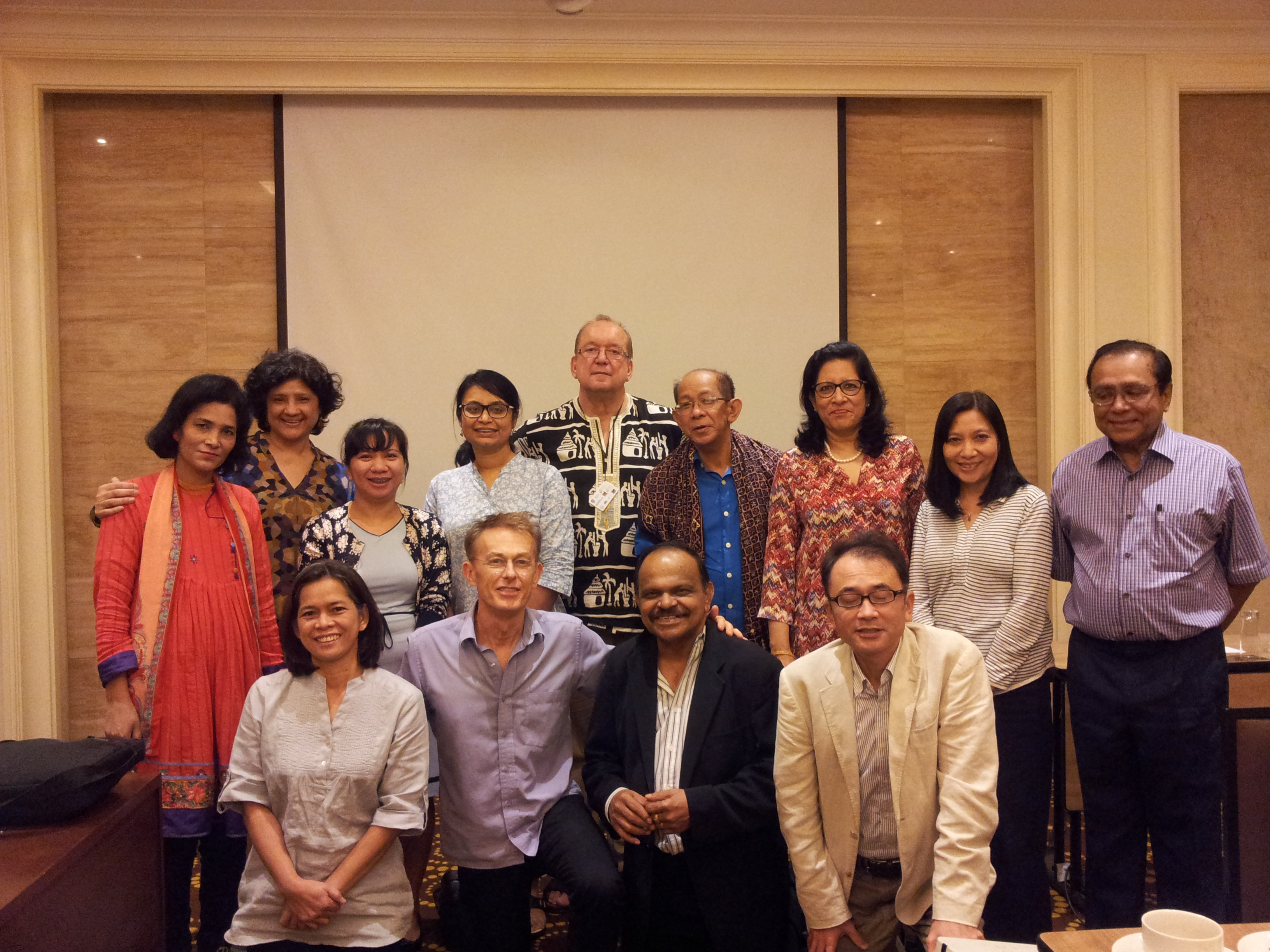 DVV International and ASPBAE launch Training of Master Trainers for adult education