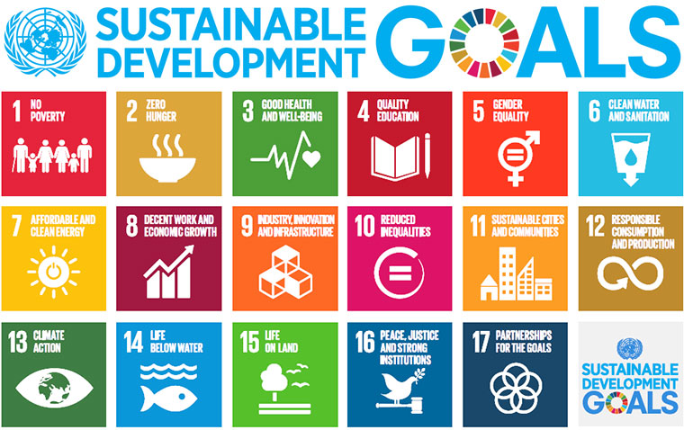 UN adopts 2030 agenda for sustainable development